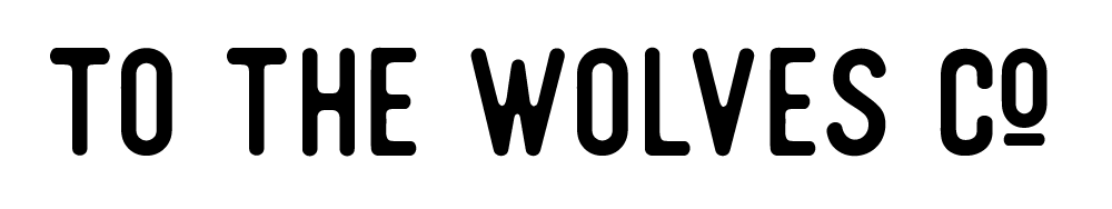 to the wolves logo