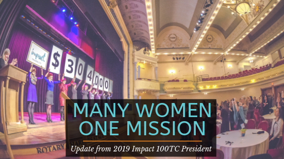 An Update From 2019 President, Tonya Wildfong